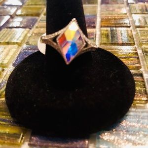 Fragrant Jewels Sz 9 Unicorn Tears Collection ring